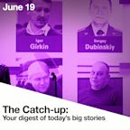 The Catch-up: Are these the men who brought down MH17?