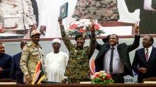 Sudão ratifica histórico acordo de transição para poder civil