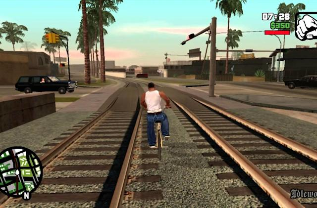 'GTA: San Andreas' gets Xbox One backwards compatibility