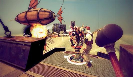 Guns of Icarus to launch October 29th, new trailer released
