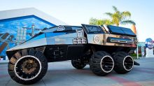 This NASA Mars Rover Looks Like It Came From The Future