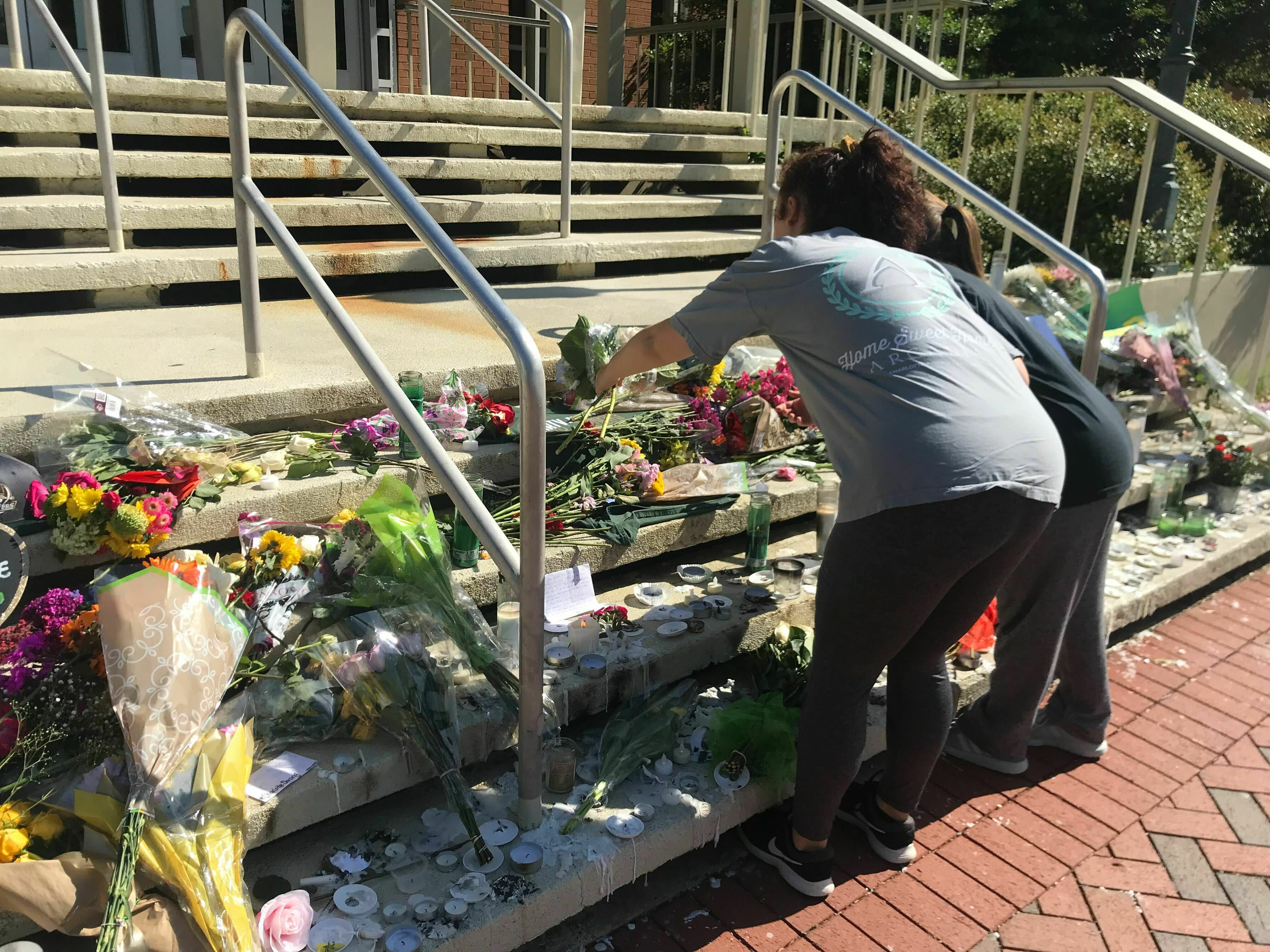'It was a lot of shots': 911 calls from UNC Charlotte shooting describe campus in chaos