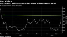 Treasuries Lead Global Bond Rally in Frenzied Hunt for Safety