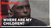 """My four children are still missing five years after they were picked by police"