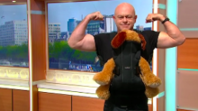 Ross Kemp shuts down Piers Morgan in papoose debate