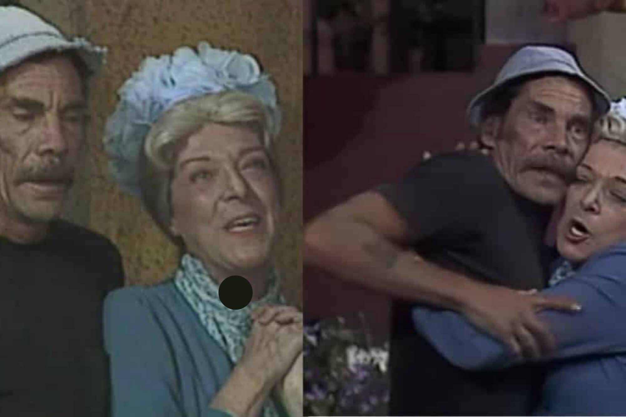 Nomás eso faltaba: acusan en redes a La Bruja del 71 de 'acosar' a Don Ramón