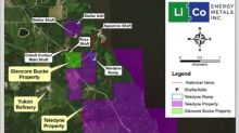 LiCo Energy Metals - Second Drill Rig Planned - Drilling Its Two Cobalt Properties (Teledyne and Glencore Bucke) Near Cobalt Ontario