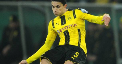 Foot - ALL - Dortmund - Borussia Dortmund : Marc Bartra de retour sur le terrain samedi contre Augsbourg ?