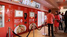 Vending machine cafe in Pasir Ris will feature dishes by renowned chefs