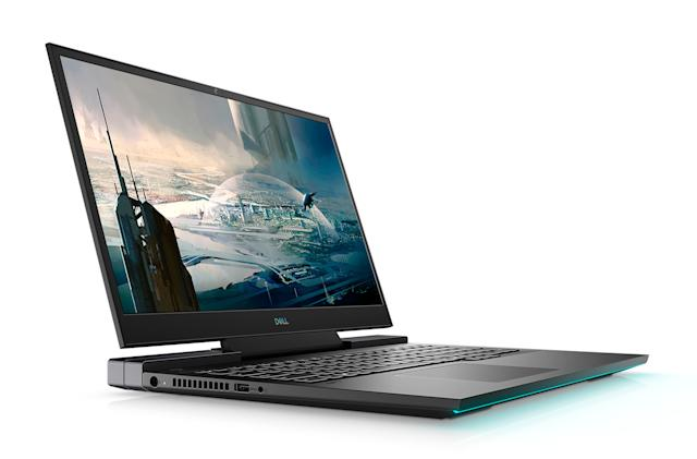 Dell's latest gaming PCs include large G7 laptops and a G5 desktop