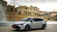 Toyota torna nel segmento C con la Corolla full hybrid electric