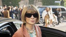 Anna Wintour adelanta cómo será el futuro de la industria de la moda tras el coronavirus