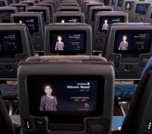 Airlines admit having cameras installed on back of passengers' seats