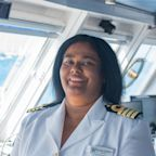 'If I can do it, you can do it too': meet Belinda Bennett, the world's first black female cruise ship captain