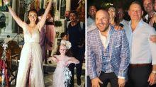 Masterchef's George Calombaris marries in lavish Greek wedding