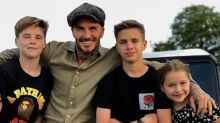 Victoria Beckham shares adorable Father's Day letter daughter Harper wrote for 'best daddy' David