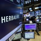 Today's charts: Herbalife shares soar; UBS downgrades Foot Locker, Finish Line; Nike drops on warning from Jefferies