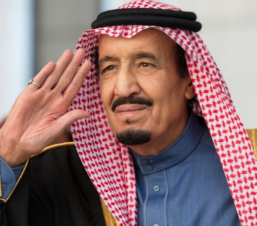 Saudi king cuts ministers' salaries 20%
