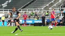 Ryan Fraser's debut goal sees Newcastle beat Blackburn in Carabao Cup