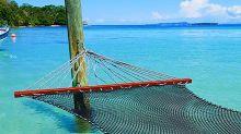 Couple raffle off luxury island for just $12