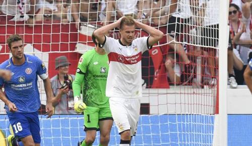 """Bundesliga: Terodde: Erstes Tor kommt """"bald"""""""