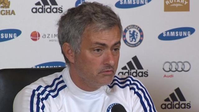 Chelsea's Mourinho speaks of fines, racism and facing Manchester City