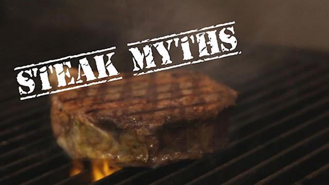 Steak Myths Exploded: The Right Way to Cook Meat