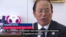 Tokios Olympia-Chef hofft auf bleibenden Eindruck
