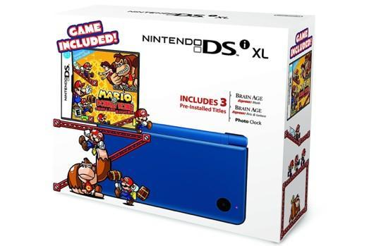 Get the DSi XL in blue or pink this holiday