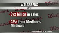 Walgreens HQ to stay in U.S., rules out move to avoid corporate taxes