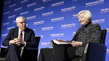Bitcoin review: Yellen's gift... Winklevoss twins sue crypto investor