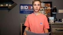Brayden Harrington, a fellow stutterer, tells DNC how Biden helped and inspired him