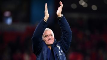 'Proud' Deschamps' France contract extended to 2022 World Cup