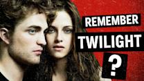 Remember Twilight?!? (Throwback)
