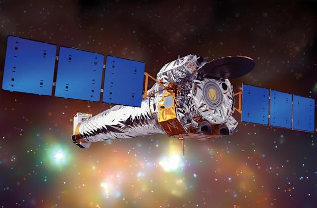 NASA's Chandra telescope follows Hubble into a shutdown