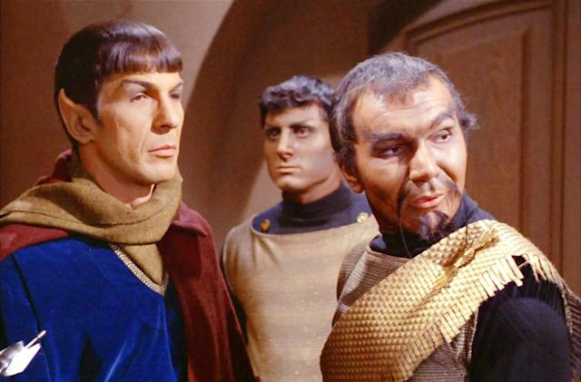Paramount says 'Star Trek' fan film's Klingon violates copyright