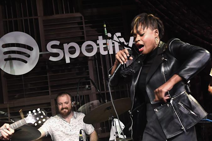 Rick Diamond/Getty Images for Spotify