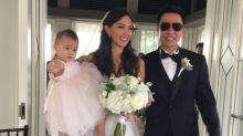 Andy On, Jessica C. finally tie the knot
