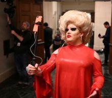 Drag queen Pissi Myles slays at impeachment inquiry, causing congressional splash