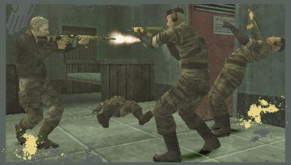 Interview reveals some secrets behind MGS: Portable Ops