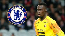Chelsea make Mendy transfer breakthrough as deal for Rennes goalkeeper nears completion