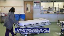Labor Shortages on the Horizon: Conference Board