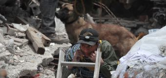 Search for quake survivors grows desperate