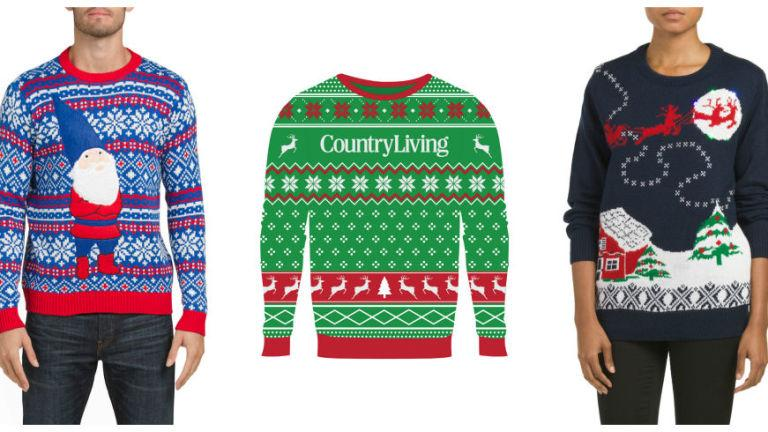 15 ugly christmas sweaters that are over the top in all