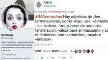 El día en que la RAE respondió en Twitter ¿con un insulto?