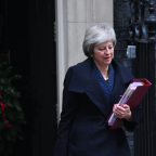 Should she stay or should she go? Yahoo users divided on Theresa May leadership contest