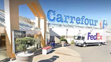 Carrefour : une cinquantaine de salariés de Vitrolles ont exercé leur droit de retrait