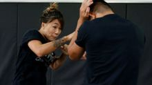 Women's MMA has 'huge' potential, says rising star Angela Lee