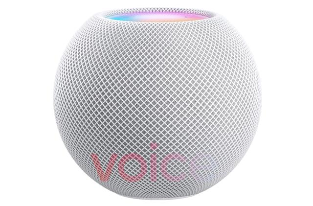 This is, apparently, Apple's HomePod mini