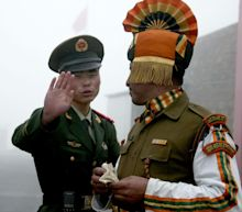 Indian and Chinese troops involved in new border clash in eastern Himalayas